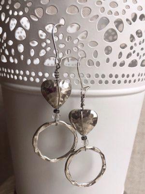Grateful Heart Earrings