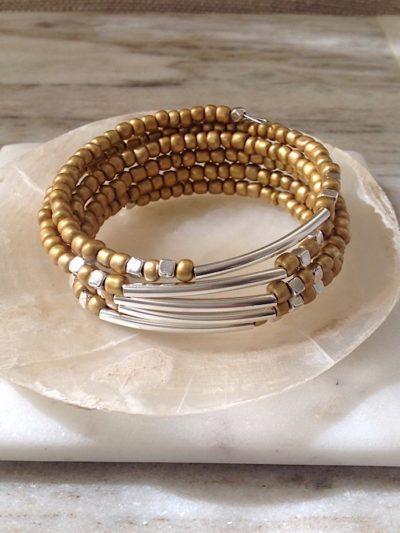 Wrap & Bling Bracelet Collection