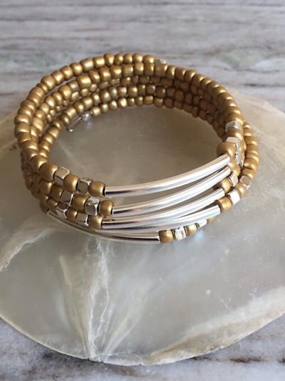 Wrap & Bling Bracelet Collection