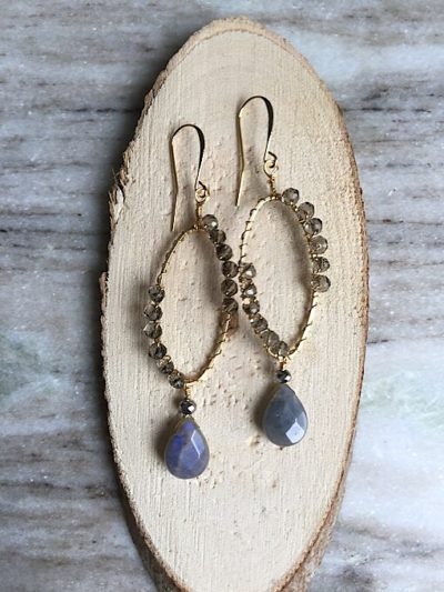 Neutral Territory Earring Collection